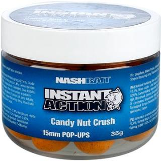 Nash Instant Action Candy Nut Crush 15mm 35g (5055108834472)