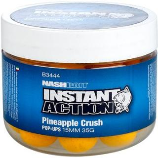 Nash Instant Action Pineapple Crush 15mm 35g (5055108834441)
