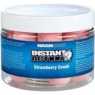 Nash Instant Action Strawberry Crush Pop Ups 20mm 60g (5055108834779)