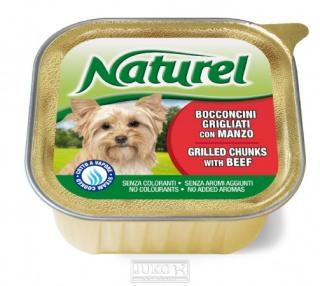 Naturel dog vanička Beef 150g-030021