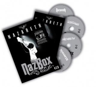 Nazareth : The Naz Box CD