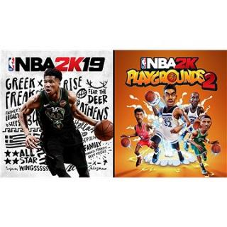 NBA 2K19   NBA 2K Playgrounds 2 Bundle - Xbox One Digital (G3Q-00654)