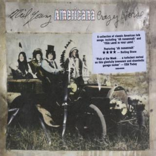 Neil Young : Americana CD