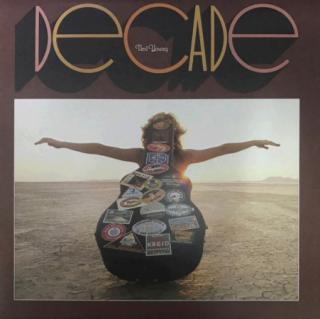 Neil Young : Decade /2017 Reissue/ LP