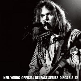 Neil Young : Official Releases Discs 8.5-12 6LP