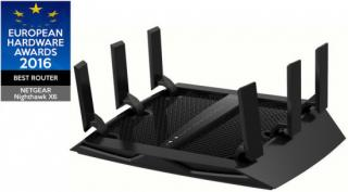 Netgear 5PT AC4000 WIFI ROUTER WITH MU-MIMO, R8000P-100EUS