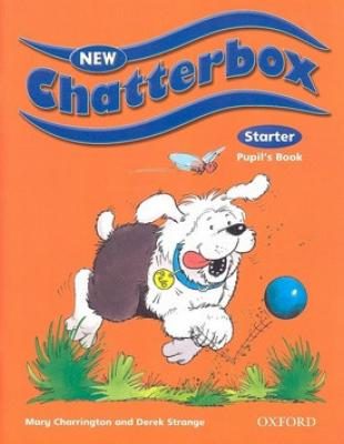 New Chatterbox Starter Pupils Book