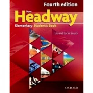 New Headway Elementary Students Book Czech Edition   DVD: Fourth Edition (978-0-947693-4-1)