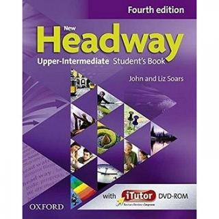 New Headway Fourth Edition Upper Intermediate Student´s Book with iTutor DVD-ROM (9780194771818)