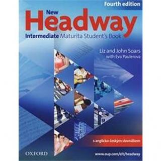 New Headway Intermediate Maturita Student´s Book Fourth Edition   iTutor DVD-rom: Czech Edition
