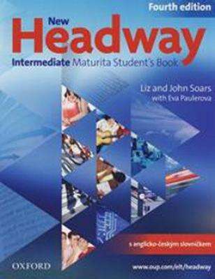 New Headway Intermediate Maturita Student´s Book Fourth Edition   iTutor DVD-rom - Soars John a Liz, Paulerová E.