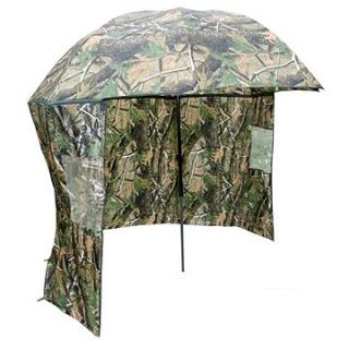 NGT Camo Brolly with Side Sheet 2,2m (5060211910166)