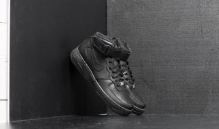 Nike Air Force 1 Mid 07 Black/ Black-Black