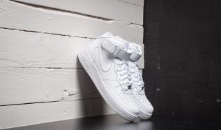 Nike Air Force 1 Mid 07 White/ White