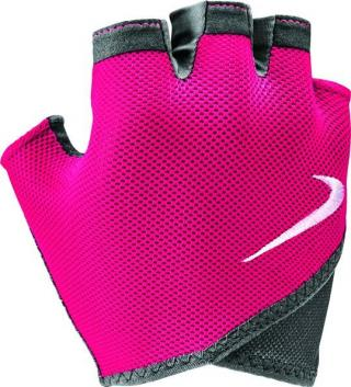 Nike WomenS Gym Essential Fitness Gloves M pink