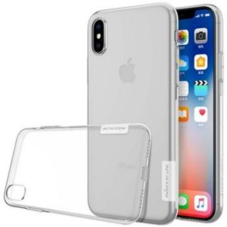 Nillkin Nature pro Apple iPhone X a Xs Transparent