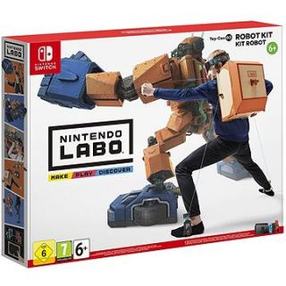 Nintendo Labo - Toy-Con Robot Kit pro Nintendo Switch