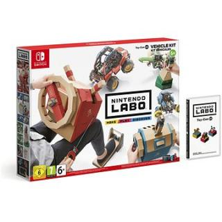 Nintendo Labo - Toy-Con Vehicle Kit pro Nintendo Switch