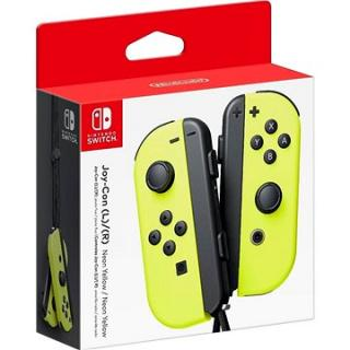 Nintendo Switch Joy-Con ovladače Yellow