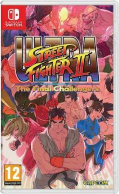 Nintendo SWITCH Ultra Street Fighter 2 The Final Challenger, NSS725