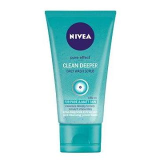 NIVEA VISAGE Pure Effect Clean Deeper 150 ml (9005800210247)
