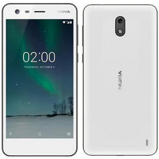 Nokia 2 Single SIM bílá