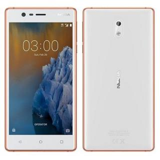 Nokia 3 White Copper Dual SIM