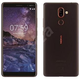 Nokia 7 Plus Black Dual SIM