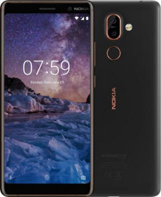 Nokia 7  Single SIM Black/Copper