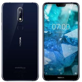 Nokia 7.1 Single SIM modrá