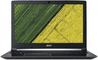 Ntb Acer Aspire 7  i7-8750H, 8GB, OPT 16 GB, 1000   16 GB, 15.6
