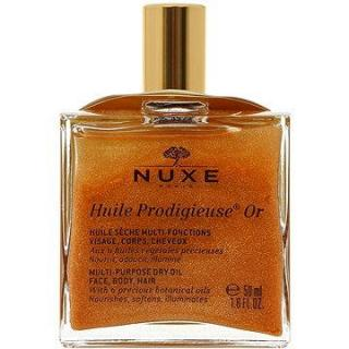 NUXE Huile Prodigieuse OR Multi-Purpose Dry Oil 50 ml