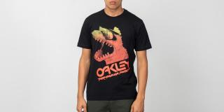 Oakley TNP Dino Shortsleeve Tee Blackout