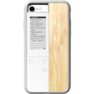 Oaxis InkCase Ivy Maplewood Texture for iPhone 7 (IC2171SB- WE01)