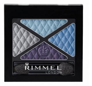 Oční stín Rimmel London - Glam Eyes Quad