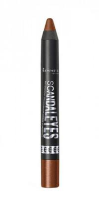 Oční stín Rimmel London - Scandal Eyes 004 Guilty Grey 3,25 g