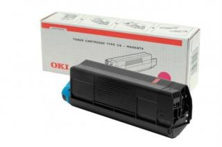 OKI Toner Cartridge,magenta,do C5100/5300/5200/5400,5 000str, 42127406