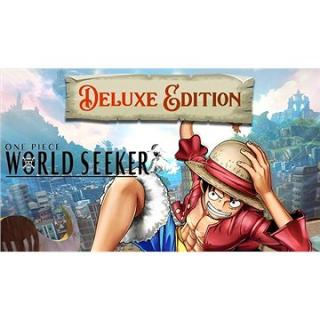 ONE PIECE World Seeker: Deluxe Edition - Xbox One Digital (G3Q-00625)