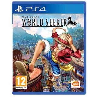 One Piece: World Seeker - PS4 (3391891998161)