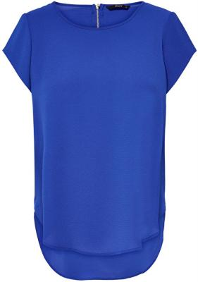 ONLY Dámská halenka Vic S/S Solid Top Noos Wvn Surf the Web 34