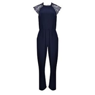 ONLY Dámský overal Luno S/L Jumpsuit Wvm Night Sky 38