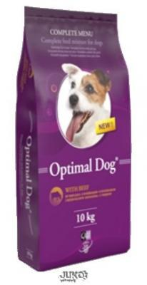OPTIMAL DOG WITH BEEF 10kg-13278-OBJ