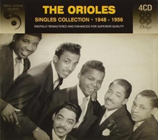 Orioles : Singles Collection 1948-1956 CD