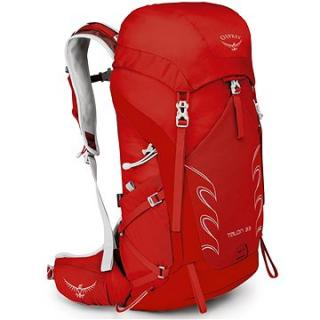Osprey Talon 33 II Martian Red S/M (845136047952)