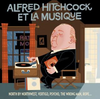 OST / Soundtrack - Alfred Hitchcock & La Musique LP