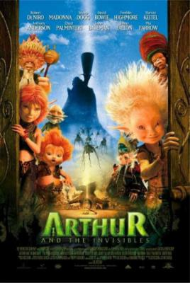 Ost / Soundtrack : Arthur And The Minimoys CD