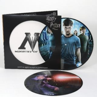 OST / Soundtrack : Harry Potter And The Order Of The Phoenix (Harry Potter a Fénixův řád ) LP