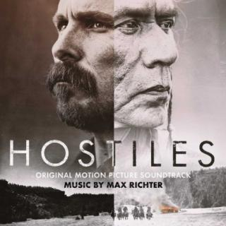 OST / Soundtrack : Hostiles ( Max Richter )  LP