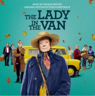 OST / Soundtrack : Lady In The Van 2LP