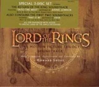 OST / Soundtrack : Lord of the Rings : Trilogy  CD